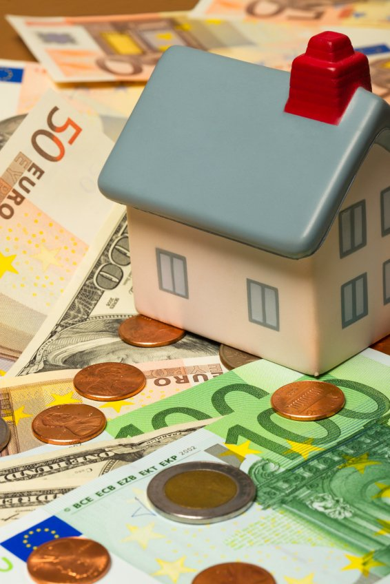 Gemiddelde woningprijs voor het eerst boven de 3 ton